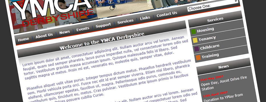 YMCA Derbyshire Image